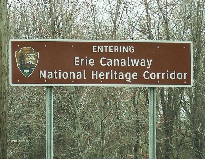 Erie Canalway Corridor