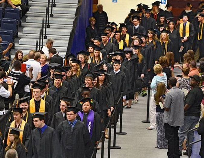 SUNY graduation