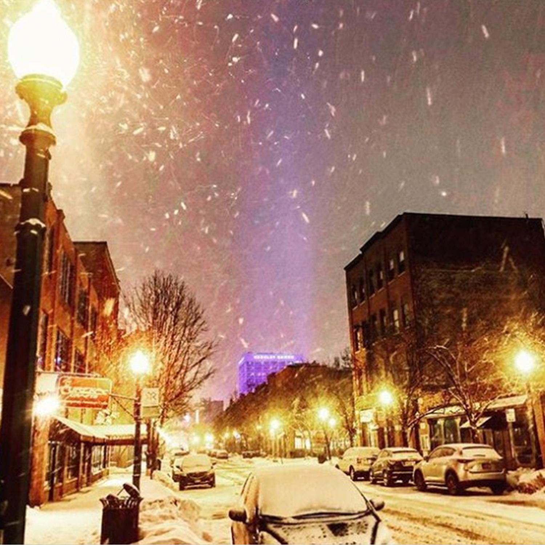 SnowyStreets
