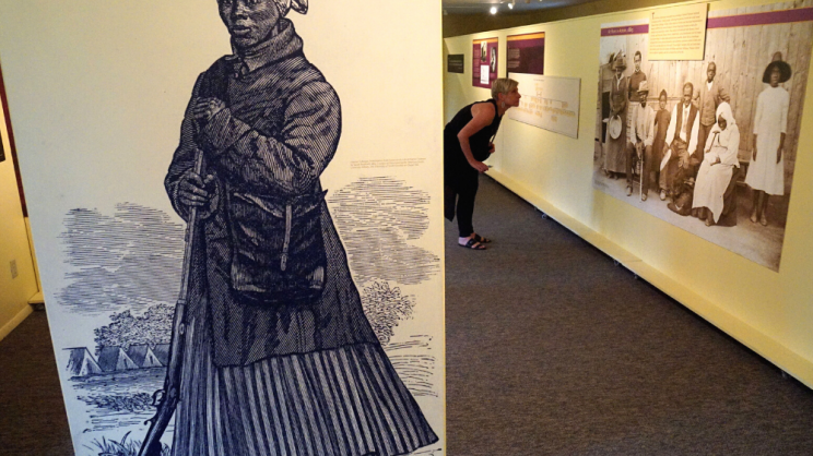 Harriet Tubman visitors center part of CNY's black history