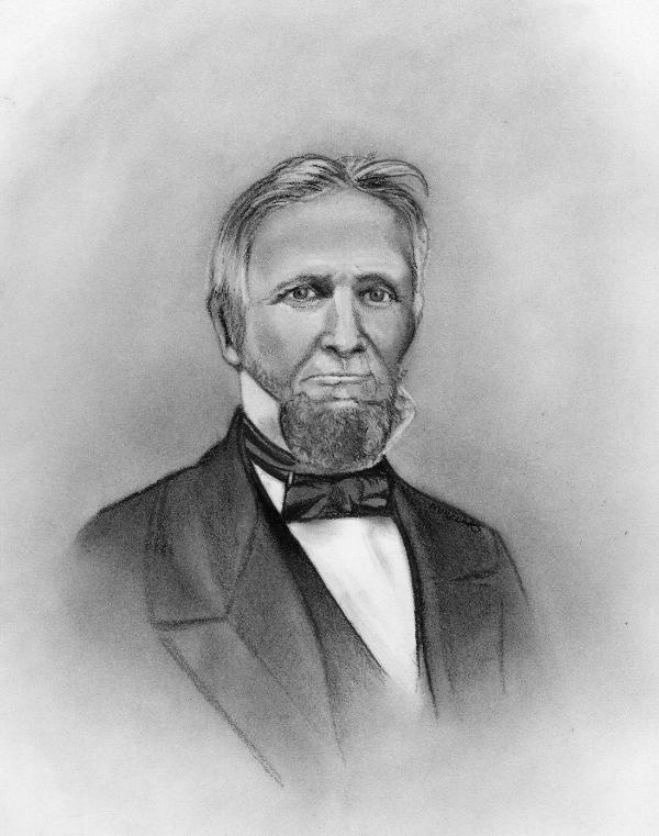 portrait of Beriah Green